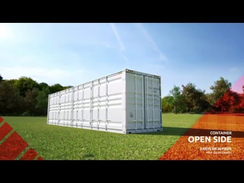 Container snack - fast food -Boxinnov