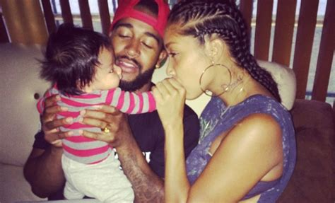 Omarion Confirms He Is The Father Of His Baby Boy, Megaa