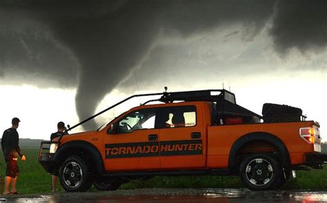 Riding the Storm Out in a Ford F-150 - Ford-Trucks