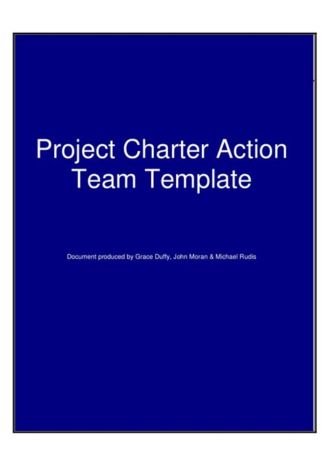 Project charteractiontemplate