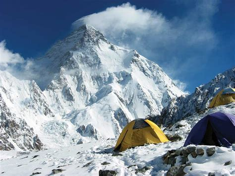 K2 expedition with Adventure Peaks