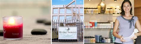CQP Spa Manager | Ecole Thalgo