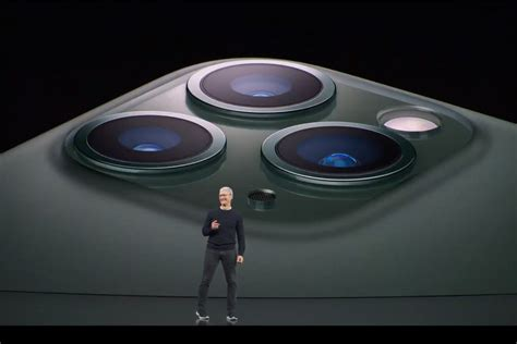 Apple's iPhone 11 reveal defines a brand new value market