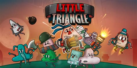 Little Triangle | Nintendo Switch download software