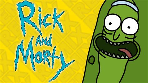 Pickle Rick! (Rick and Morty Remix) - YouTube