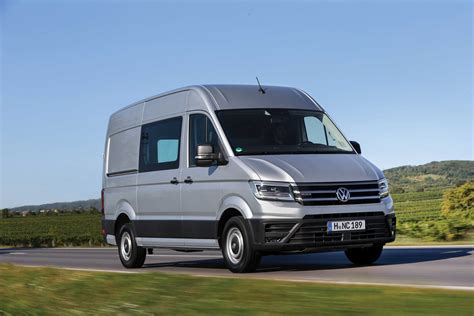 What Van? Awards 2018: LCV of the Year – Volkswagen Crafter