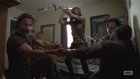 The Walking Dead: Let Me Take That Death For You