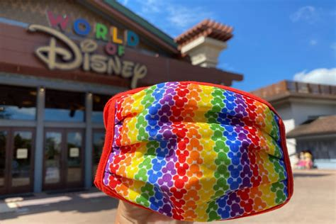 PHOTOS, VIDEO: Disney Character and New Mickey Mouse Pride