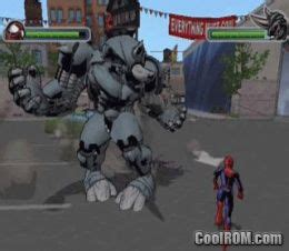 Ultimate Spider-Man ROM (ISO) Download for Nintendo