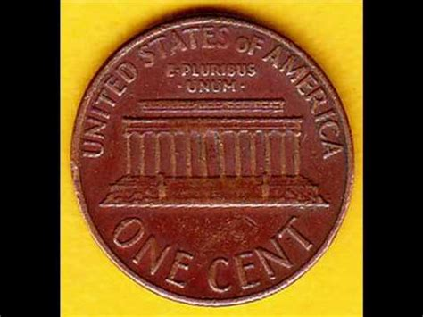 Very Rare and Most Valuable US One Cent Coins