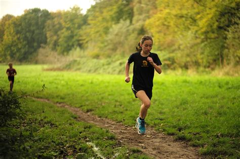 Free Images : person, girl, trail, sport, meadow, boy, run