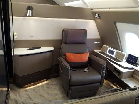 Singapore Airlines new A380 Suites | SKYTRAX