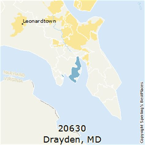 Best Places to Live in Drayden (zip 20630), Maryland