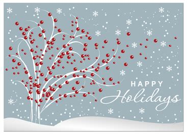 Business Christmas Cards - Business Greeting Cards