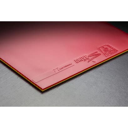 DRIVE SPIN Table tennis rubber