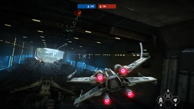 Vehicles in Team Battle Arcade Full Release at Star Wars