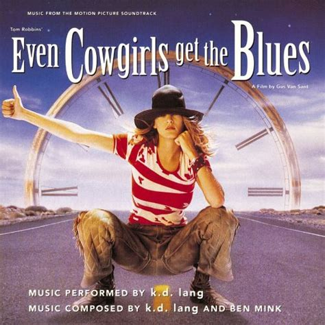 Even Cowgirls Get the Blues - k