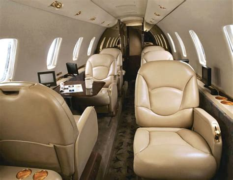 Citation XLS Specifications, Cabin Dimensions, Performance