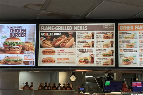 Burger King (QSR) Just Started Selling Hot Dogs Today