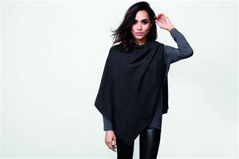 Suits star Meghan Markle launches 'accessible' clothing