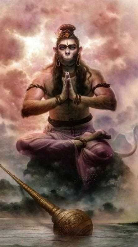 Lord hanuman Wallpapers - Free by ZEDGE™