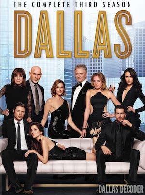 'Dallas's' Third and Final Season Comes to DVD on January