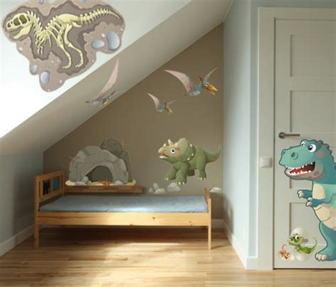 Stickers pterodactyl, Vente Stickers dinosaure pour