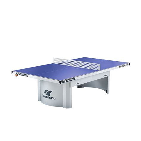 Cornilleau 510M Stationary - Outdoor Ping Pong Table