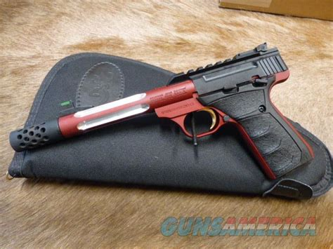 Buck Mark Plus Lite Competition Red for sale