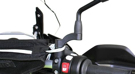 Mirror Extensions for BMW R 1200 GS, LC (2013-) & R 1200