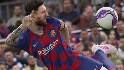 PES 2020: demo goes live, unexpected cover star revealed