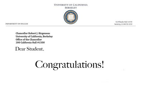 """Acceptance Rate Skyrockets to 18%, UC Berkeley """"Just"""