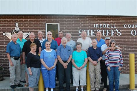 First Iredell Sheriff's Office Senior Academy a hit with