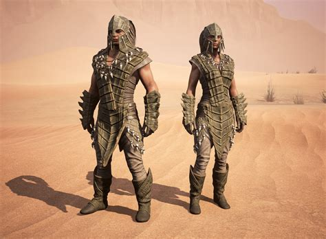 Conan Exiles Update #24 (Dungeon, Items, Armor, Weapons