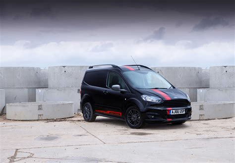 Ford Transit Courier Sport review