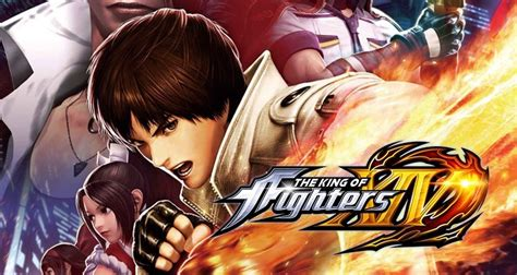 King of Fighters XIV Version 1