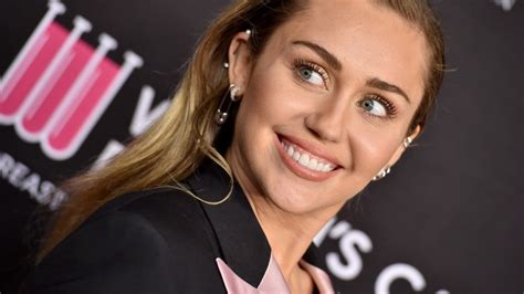 Miley Cyrus Shares Nude Sunbathing Pic With Her Dog on