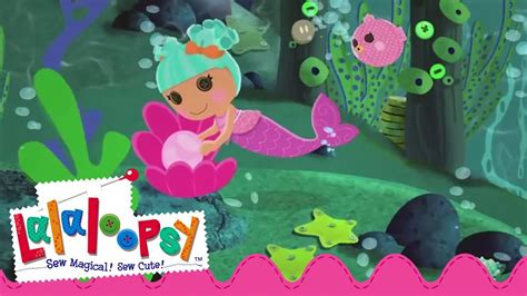 Lalaloopsy Webisode   What a Dive   We're Lalaloopsy   Now