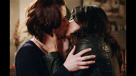 alex and maggie kiss   [2x08] - YouTube