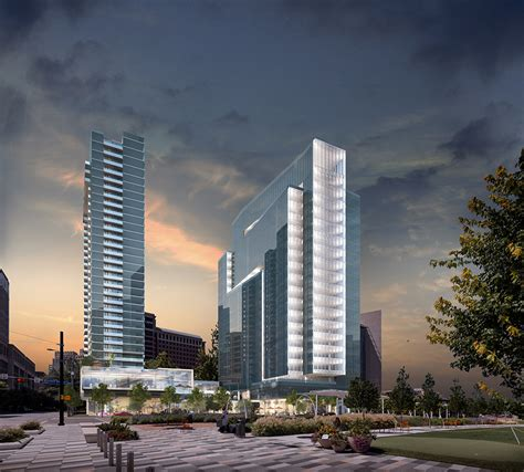 New Dallas Mixed-Use Development Spotlights and Extends a