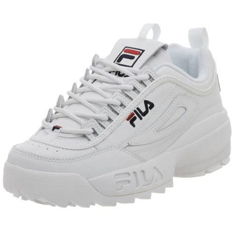 chaussure fila homme blanche
