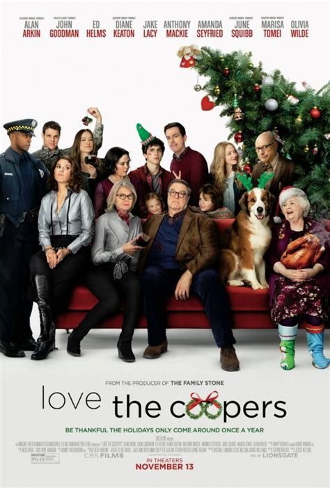 Love the Coopers (2015) Movie Trailer   Movie-List