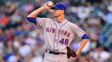 New York Mets: Jacob deGrom's dominance cements his spot