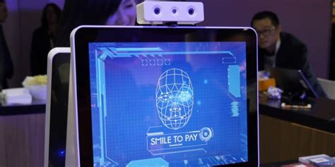 China's Alipay pilots facial recognition payment tech at
