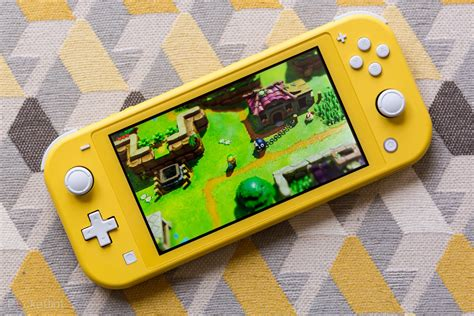 Nintendo Switch Lite review: Practically perfect