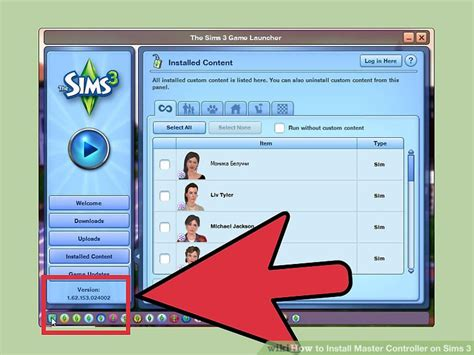 How to Install Master Controller on Sims 3: 13 Steps